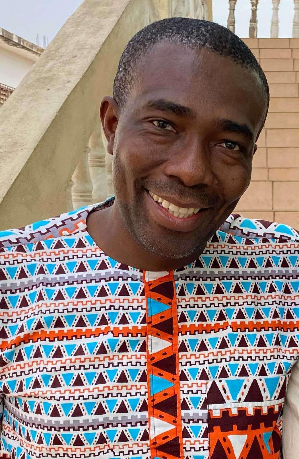 Dr. Koffi Emmanuel